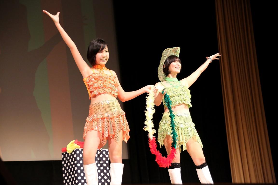 H26年11月7日(金)Kassy&円音 Magic of MAGIC出演